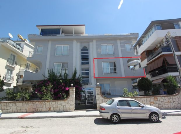 Forsale furnished 2 bedroom apartment in Didim