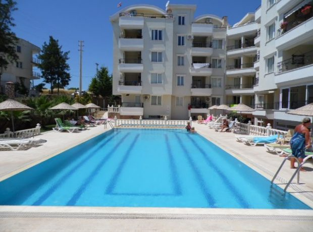 2 bedroom Apartment on a complex in Altinkum