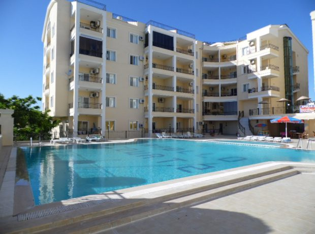 For sale furnished 2 bedroom apartment in Didim