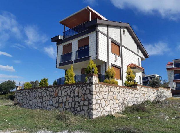 Sea view 3 bedroom detached Villa in Didim