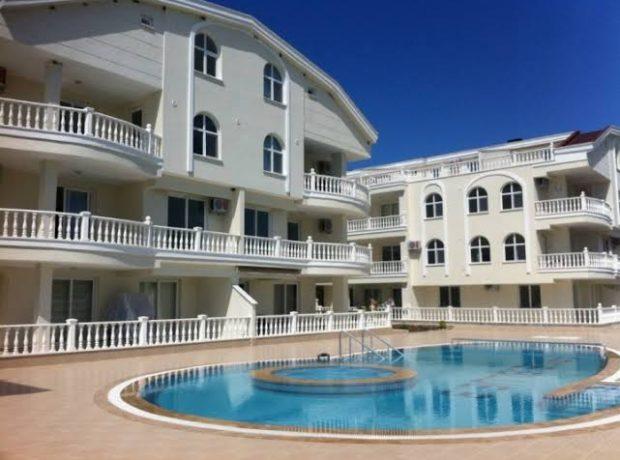 3 bedroom penthouse in mavişehir