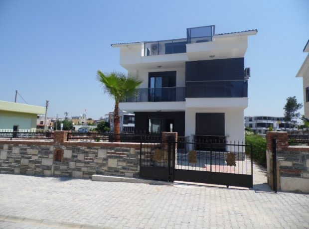 4 Bedroom brand new villa 200 meter to mavişehir beach