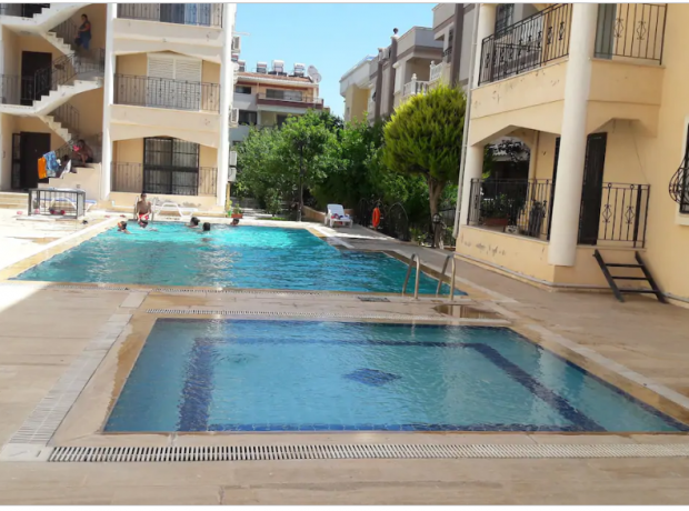 Furnished 2 bedroom apartment in walkin distance to Altinkum