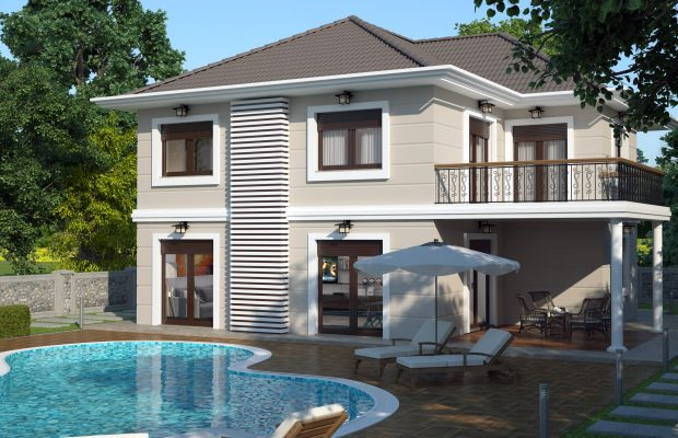 Off plan self design villas