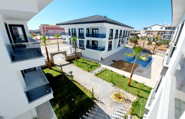 brand new 1 bed apartment in prime area of Didim