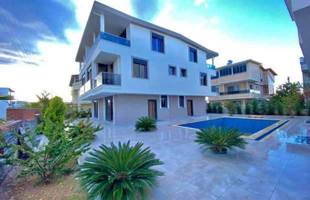 For sale luxury and modern 3 bed villas