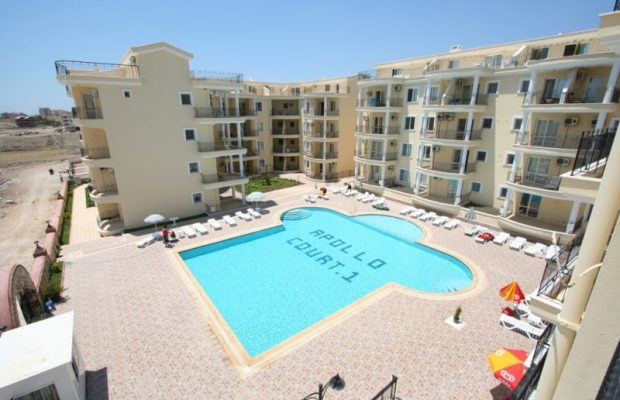 Family home 1 bedroom apartment in Didim town center