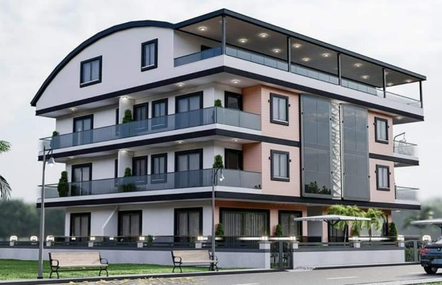 İnvestment properties for sale in Didim town center