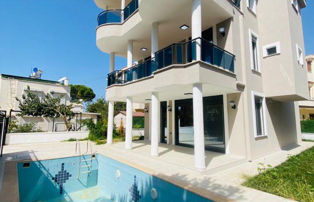 Key Ready villa İn Yeşilkent Altinkum – Close to the beach